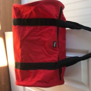 New duffel bag